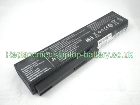 SQU-904 Battery, New LG SQU-904 Replacement Laptop Battery 11.1V 6-Cell