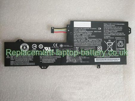 L17M3P61 Battery, Lenovo L17M3P61 L17C3P61 L17L3P61 5B10N87358 Yoga 520-12 ideaPad 320S-13IKB Replacement Laptop Battery