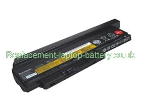 Lenovo 42T4863, 42T4867, 0A36282, 42T4901, 42Y4864, ThinkPad X220 X220i X220s Series Battery 9-Cell