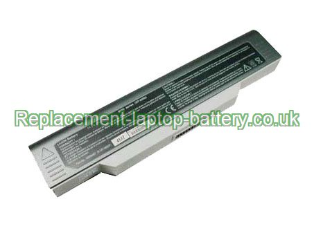 Replacement Laptop Battery for  4400mAh Long life ADVENT 8050,