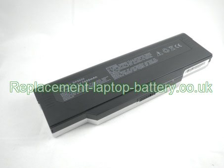 Replacement Laptop Battery for  6600mAh Long life ADVENT 8050,