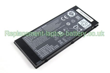MSI EK18901.C01, BC427,  Olivetti OliBook S1350 Battery 14.8V 4-Cell