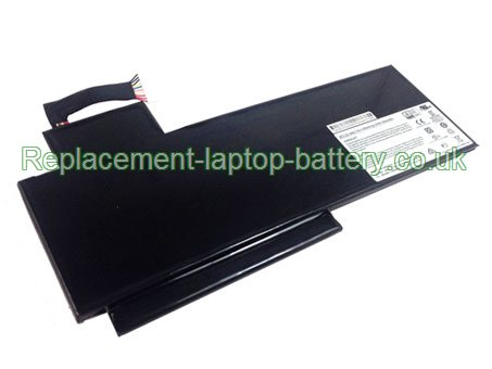 BTY-L76 Battery, MSI BTY-L76 MS-1771 GS70 GS60 WS60 PE60 Schenker XMG C70 Replacement Laptop Battery 11.1V
