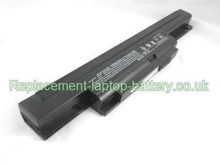MSI BTY-M42,  MS-1022, MS-1024, MegaBook S420 S425 S430 VR320 VR320X VR330 Battery 6-Cell