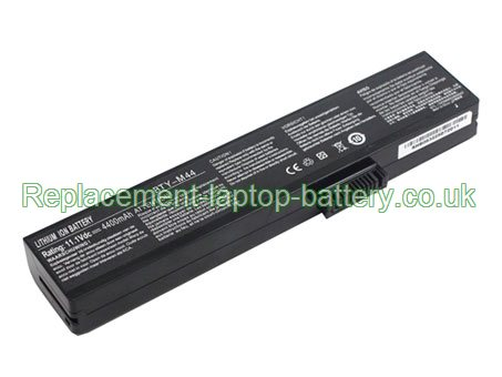 MSI BTY-M44, 91NMS14LD4SW1, VR420, PR420, PR400, MS1421 Laptop Battery