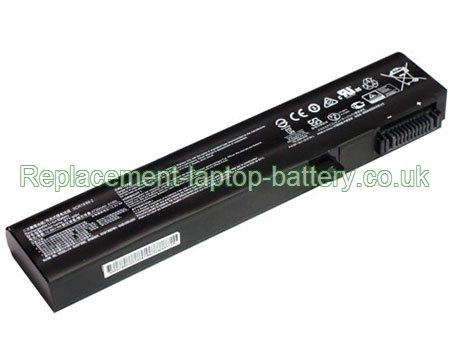 10.8V MSI BTY-M6H MS-1792 GE62 GE72 GP62 2QE PE60 6QE PE70 Replacement Laptop Battery