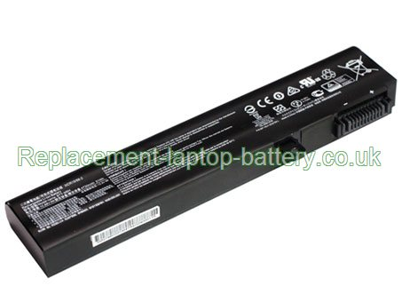 BTY-M6H Battery, MSI BTY-M6H GE62 Replacement Laptop Battery