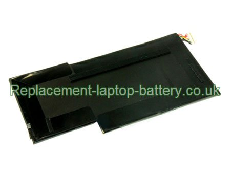 BTY-M6J Battery, MSI BTY-M6J GS63VR 7RF Replacement Laptop Battery 11.4V