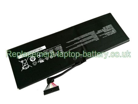 BTY-M6J Battery, MSI BTY-M6J GS73VR 6RF Replacement Laptop Battery