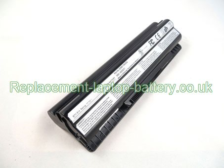 MSI BTY-S14, BTY-S15, 40029683, FX400 FX600 FX610 FX700 Series Battery 9-Cell