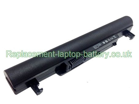 MSI BTY-S16 Wind U160 U180 Series Replacement Netbook Battery 11.1V 3-Cell