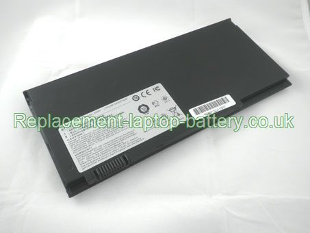 14.8V MSI BTY-S32, BTY-S31, X320 X340 Series Replacement Laptop Battery 8-Cell