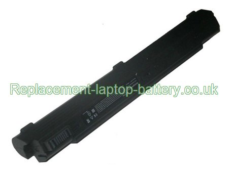 Replacement Laptop Battery for  4400mAh Long life AVERATEC 2100, AV2150EH1 AV2150EH1R, 2150, 2155,