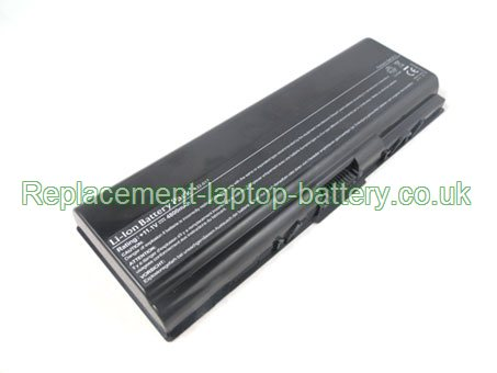Replacement Laptop Battery for  4800mAh Long life LG R710, A32-H17, A33-H17,