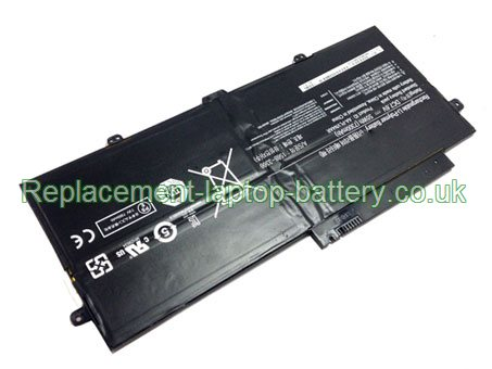 4-Cell Samsung AA-PLVN4AR, ATIV Book 9 Plus 940X3G Ultrabook Battery