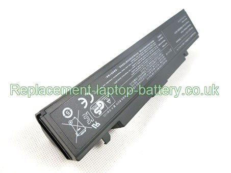 9-Cell Samsung AA-PB9NS6B, AA-PB9NC6B, R467 R468 R522, Q308 Q210 Q310 Series Replacement Laptop Battery