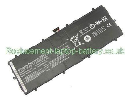 AA-PLZN2TP Battery, Samsung AA-PLZN2TP Chromebook XE303C12 ATIV Tab 3 10.1-inch Tablet PC Battery Replacement