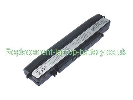 Samsung AA-PL0UC6B, AA-PL0UC3B/E, AA-PB0UC3B, NP-Q1, Q1-900 Casomii, Q1-900 Ceegoo, Q1B, Q1P, Q1P SSD, Q1 Series Battery 6-Cell