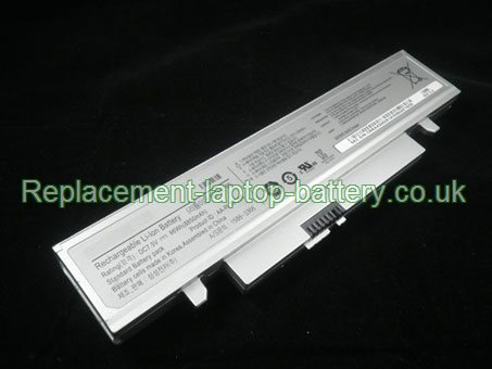 Samsung AA-PL3VC6S, AA-PL3VC6S/E, X123 X125 X130 X180 X330 X331 NP-X430 X431 Series Battery Sliver