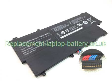 AA-PBYN4AB Battery, Samsung AA-PBYN4AB NP530U3B NP530U3C 530U3B 530U3C 535U3C 530U3 Series Replacement Battery