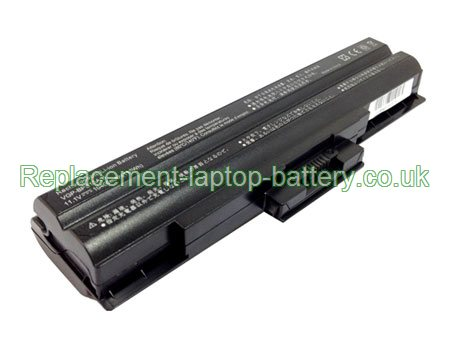 Sony VGP-BPL13, VGP-BPS13, VGP-BPS13/B Replacement Laptop Battery 12-Cell