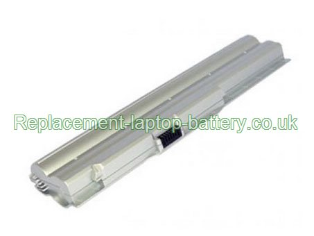 Sony VGP-BPS20, VGP-BPS20/S, VAIO VPCZ12AHJ VAIO VPCZ115GG Series Replacement Laptop Battery 6-Cell