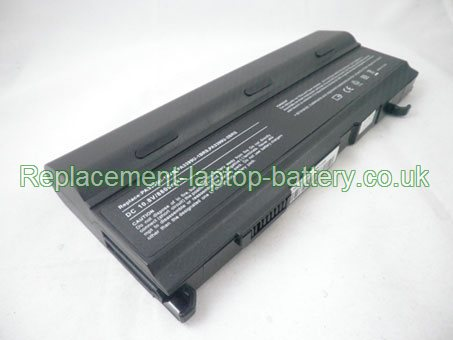 10.8V TOSHIBA PABAS076 Battery 8800mAh