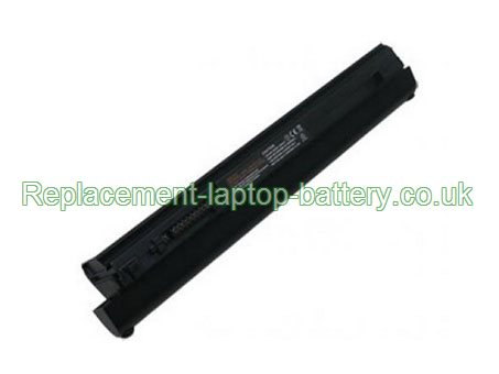 10.8V TOSHIBA PABAS235 Battery 6600mAh