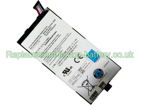 PA3978U-1BRS, PABAS255 Battery for Toshiba Thrive 7-Inch Tablet