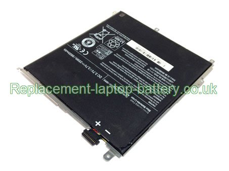 PA5053U-1BRS Battery 3.7V, PA5053U-1BRS Battery for Toshiba Excite 10 Tablet