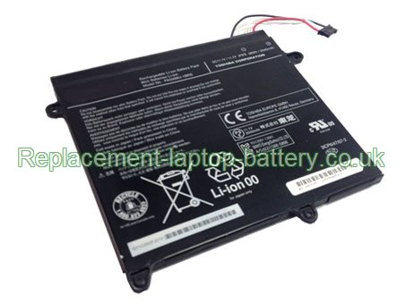 Toshiba PA5098U-1BRS Replacement Tablet Battery 11.1V