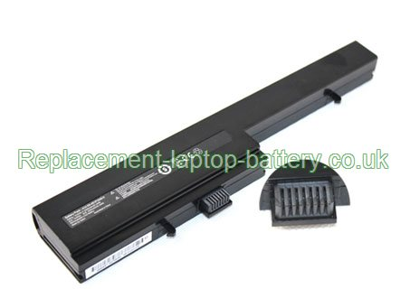 Replacement Laptop Battery for  2200mAh Long life ADVENT Modena M201 Laptop, Sienna 300, A14-00-4S1P2200-0, A14-S5-4S1P2200-0,