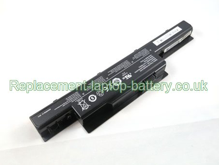 Replacement Laptop Battery for  4400mAh Long life ADVENT Roma 2001 Laptop, I40-3S4400-G1L3, Roma 1000 Laptop, Roma 3001 Laptop,