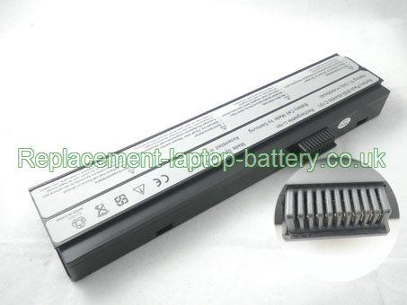 11.1V AVERATEC 4155EH Battery 4400mAh