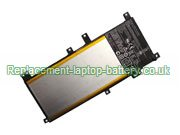C21N1401 Battery, Asus C21N1401 X455LA  X455LD Replacement Laptop Battery