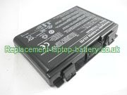 Asus A32-F82, A32-F52, K40 K40E Series Replacement Laptop Battery 6-Cell
