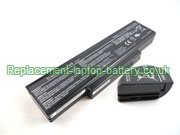 Asus A32-N71, N71 N71J N71JQ N71VN Series Battery 11.1V 6-Cell