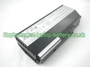 Asus A42-G73 G73JH G73JH-A1 G73JH-A2 G73JH-X1, G73 Series Replacement Laptop Battery