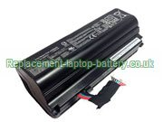 A42N1403 Battery, Asus A42N1403 ROG G751JY G751JT G751JM ROG GFX71JM Series Replacement Laptop Battery