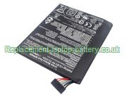 B11P1405 Battery, Asus B11P1405 MeMO Pad 7 ME70CX K01A Battery