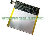Asus C11P1310 Fonepad 7 ME372CG Tablet Battery