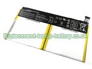 Asus C12N1320 Transformer Book T100T Windows Tablet Replacement Battery 3.8V