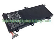 Asus C21N1333 Transformer Book Flip TP550LA TP550LD Convertible Tablet PC Battery 7.6V