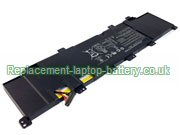 C21-X502 Battery 7.4V, Asus C21-X502 X502 X502C X502CA Series Battery