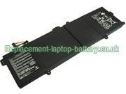 C22-B400A Battery, Asus C22-B400A ASUSPRO BU400 BU400A BU400V Ultrabook Series Battery