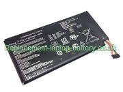 C11-ME172V Battery, Asus C11-ME172V ME172V MemoPad 16gb Tablet Battery Replacement