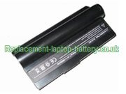 Asus AL23-901, AL23-901H, Eee PC 901, Eee PC 904, Eee PC 1000H Replacement Laptop Battery 8800mAh