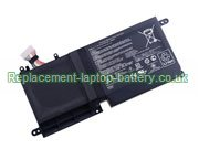 C22-UX42 Battery, Asus C22-UX42 Zenbook UX42A UX42VS UX42E Ultrabook Battery Replacement