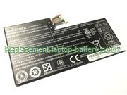 AC13F3L Battery, Acer AC13F3L AC13F8L Iconia Tab A1 A1-A810 Iconia W4-820 Tablet Replacement Battery