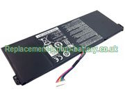 Replacement Laptop Battery for  48WH PACKARD BELL EasyNote TG81-BA, EasyNote TF71-BM, EasyNote TG83-BA, EasyNote TG71-BM,